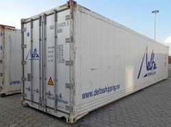 40ft High Cube Reefer Container