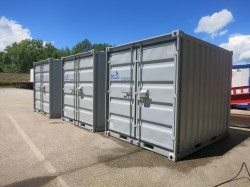 10ft Lagercontainer, fabrikneu